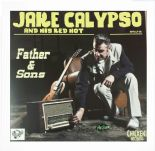 "LP  - ✦✦ JAKE CALYPSO ✦✦ "" Father & Sons """